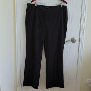 Jones & Co Black Dress Pants - Size 18W- New!